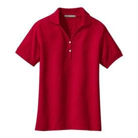 Port Authority Ladies 100% Pima Cotton Sport Shirt for Promotion