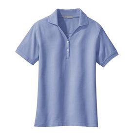 Port Authority Ladies 100% Pima Cotton Sport Shirt