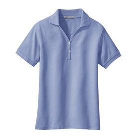 Port Authority Ladies 100% Pima Cotton Sport Shirt