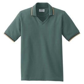 Personalized Port Authority Ladies Cool Mesh Sport Shirt w/ Trim