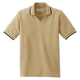 Port Authority Ladies Cool Mesh Sport Shirt w/ Trim for Advertising