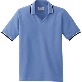 Port Authority Ladies Cool Mesh Sport Shirt w/ Trim