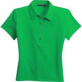 Port Authority Ladies Pima Cotton Fine Knit Sport Shirt Giveaways
