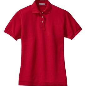 Port Authority Ladies Pique Knit Sport Shirt for Your Church