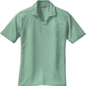 Branded Port Authority Signature Ladies Rapid Dry Sport Shirt
