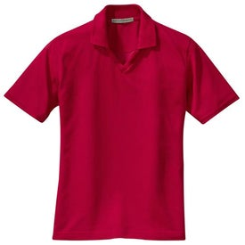 Logo Port Authority Signature Ladies Rapid Dry Sport Shirt