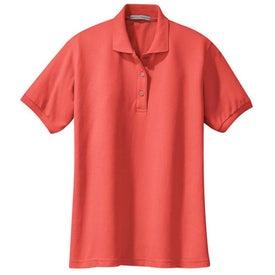 Port Authority Ladies Silk Touch Sport Shirt