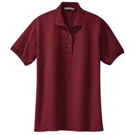 Port Authority Ladies Silk Touch Sport Shirt with Your Logo