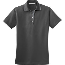 Company Port Authority Ladies Rapid Dry Sport Shirt w/ Contrast Trim