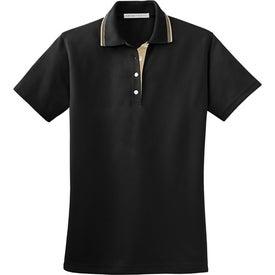 Port Authority Ladies Rapid Dry Sport Shirt w/ Contrast Trim for Your Organization