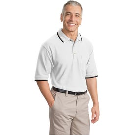 Port Authority Ottoman Rib Sport Shirt Giveaways