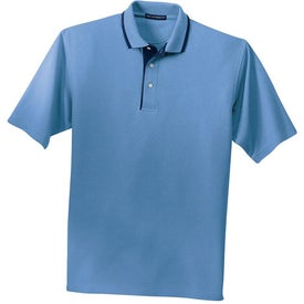 Port Authority Pinpoint Knit Sport Shirt for Promotion