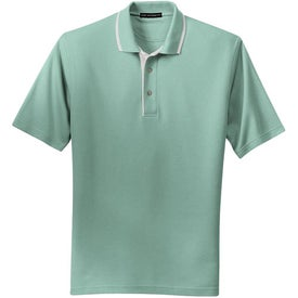 Port Authority Pinpoint Knit Sport Shirt