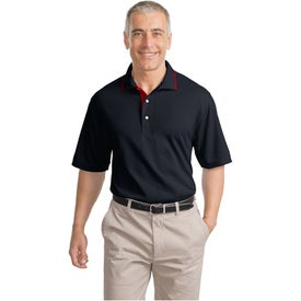 Branded Port Authority Rapid Dry Sport Shirt with Contrast Trim
