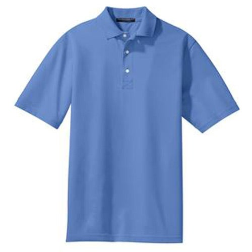 Port authority signature rapid dry sport shirt for Quality polo shirts with company logo