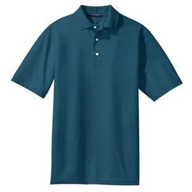 Port Authority Signature Rapid Dry Sport Shirt with Your Slogan