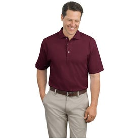 Port Authority Signature Rapid Dry Sport Shirt Branded with Your Logo