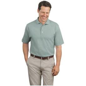 Printed Port Authority Signature Rapid Dry Sport Shirt