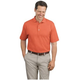 Port Authority Signature Rapid Dry Sport Shirt for Advertising