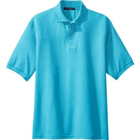 Advertising Port Authority Silk Touch Sport Shirt