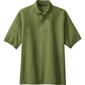 Company Port Authority Silk Touch Sport Shirt