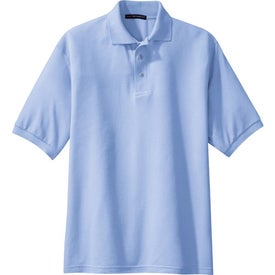 Port Authority Silk Touch Sport Shirt (Men's)
