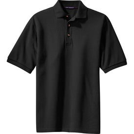 Port Authority Tall Pique Knit Sport Shirt
