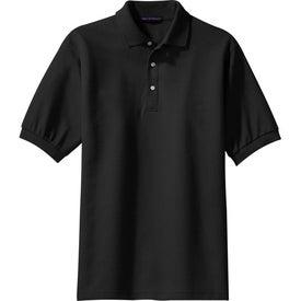 Port Authority Signature Pima Cotton Fine Knit Sport Shirt for Marketing