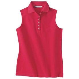 Port Authority Ladies Sleeveless Zephyr Mesh Sport Shirt