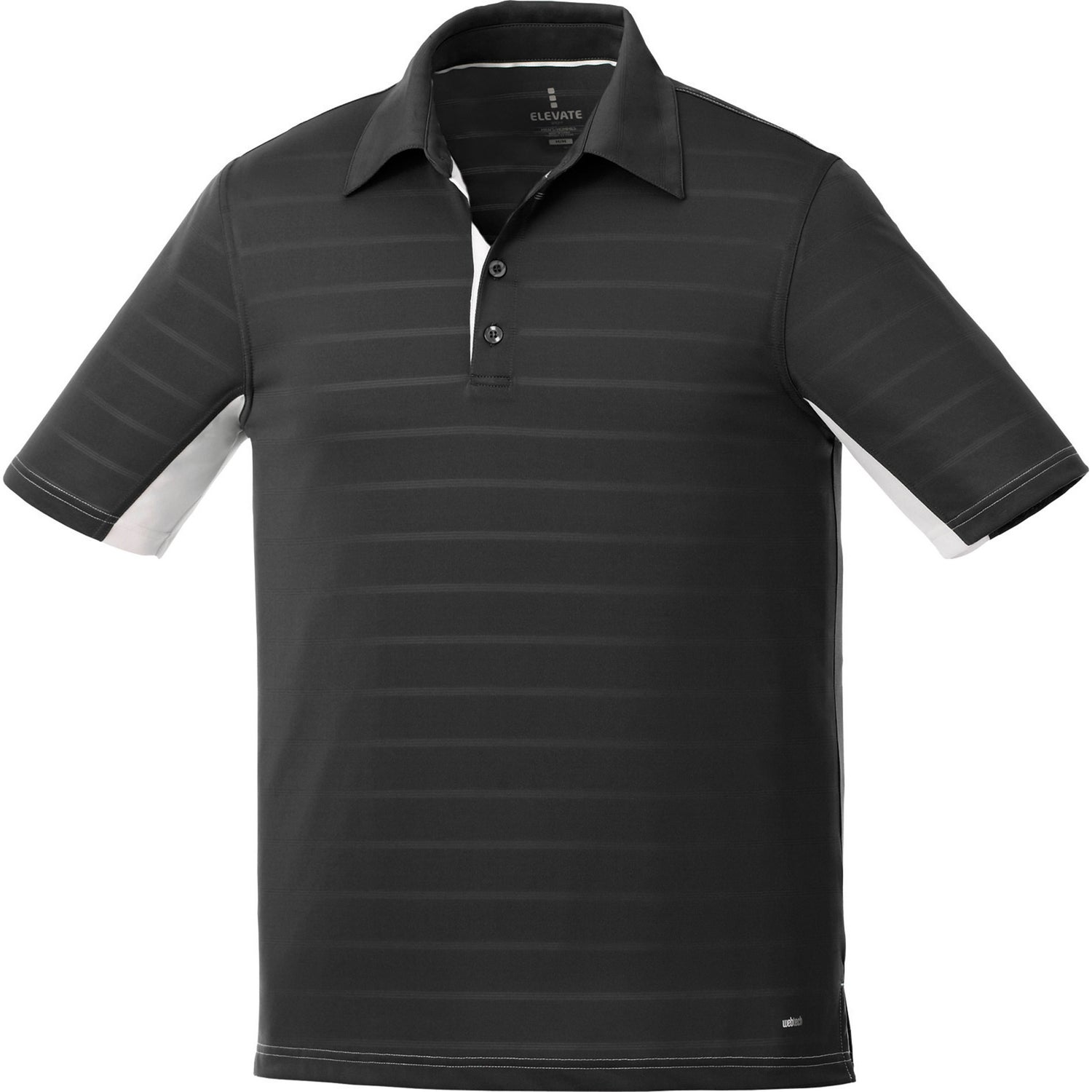 Promotional Mens Prescott Short Sleeve Polo Shirt By Trimarks With
