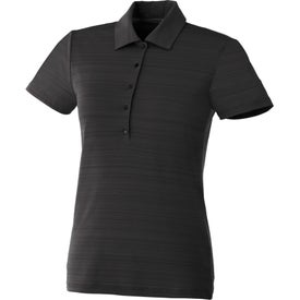 Puma Golf Barcode Stripe Polo Shirt by TRIMARK (Women's)