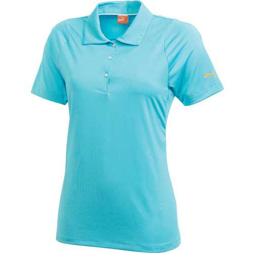 Puma golf duo swing short sleeve polo shirt by trimark for Quality polo shirts with company logo