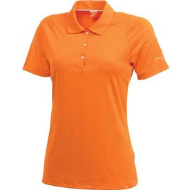 Puma Golf Duo-Swing Short Sleeve Polo Shirt by TRIMARK Imprinted with Your Logo