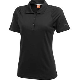Puma Golf Duo-Swing Short Sleeve Polo Shirt by TRIMARK (Women's)