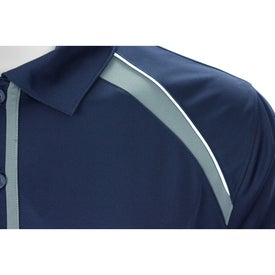 Quinn Short Sleeve Polo Shirt by TRIMARK with Your Logo