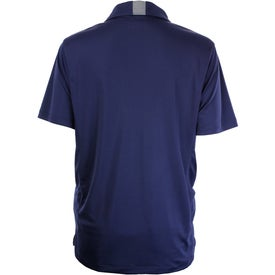 Customized Quinn Short Sleeve Polo Shirt by TRIMARK