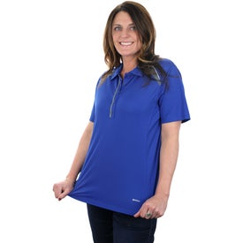 Quinn Short Sleeve Polo Shirt by TRIMARK for your School