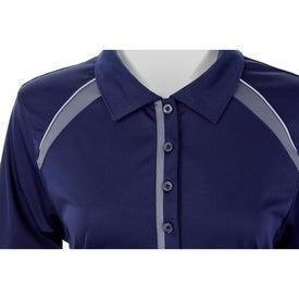 Branded Quinn Short Sleeve Polo Shirt by TRIMARK