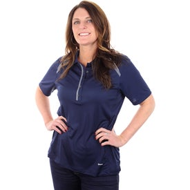 Quinn Short Sleeve Polo Shirt by TRIMARK (Women's)