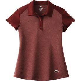 Rapidlake Roots73 Short Sleeve Polo Shirt by TRIMARK (Women's)