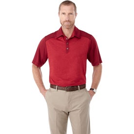 Sagano Short Sleeve Polo Shirt by TRIMARKs (Men''s)