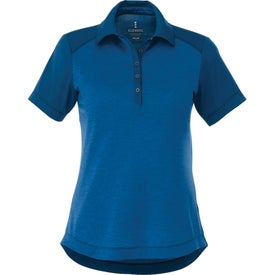 Sagano Short Sleeve Polo Shirt by TRIMARK (Women's)