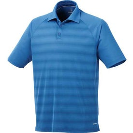 Promotional Shima Short Sleeve Polo Shirt by TRIMARK