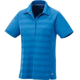 Shima Short Sleeve Polo Shirt by TRIMARK Giveaways