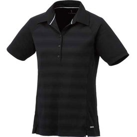 Branded Shima Short Sleeve Polo Shirt by TRIMARK