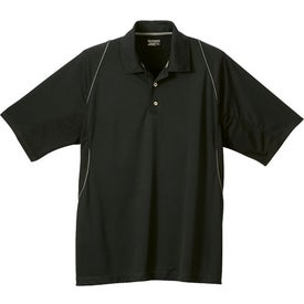 Monogrammed Solway Short Sleeve Polo by TRIMARK