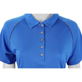 Solway Short Sleeve Polo Shirt by TRIMARK Giveaways