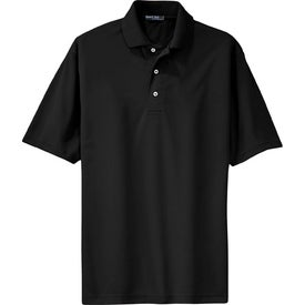 Sport-Tek Dri Mesh Sport Shirt Branded with Your Logo