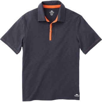 deb73cb07e3f6 Stillwater Roots73 Short Sleeve Polo Shirt by TRIMARK (Men s)