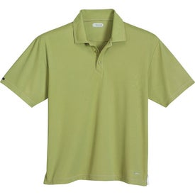 Tasman Triple Stitch Short Sleeve Polo Shirt by TRIMARK with Your Logo